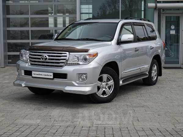 Toyota Land Cruiser, 2012 год, 2 170 000 руб.