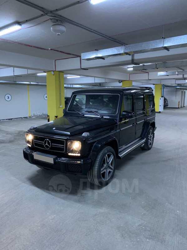 Mercedes-Benz G-Class, 2015 год, 4 499 999 руб.