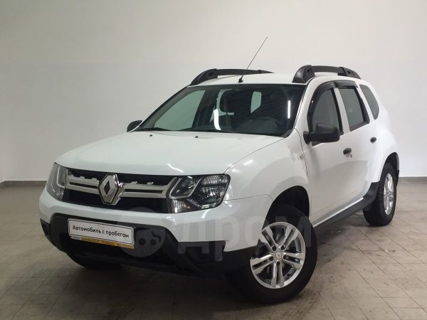 Renault Duster, 2016 год, 819 000 руб.