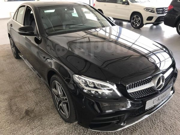 Mercedes-Benz C-Class, 2019 год, 2 537 310 руб.