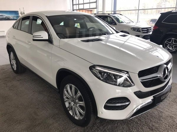 Mercedes-Benz GLE Coupe, 2019 год, 4 872 000 руб.
