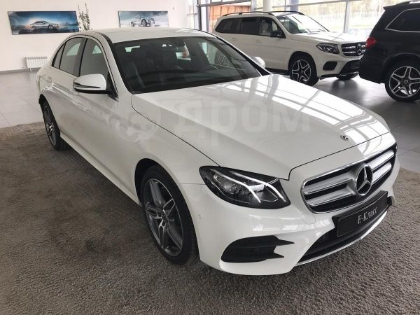 Mercedes-Benz E-Class, 2018 год, 3 650 000 руб.