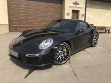 Москва Porsche 911 2013