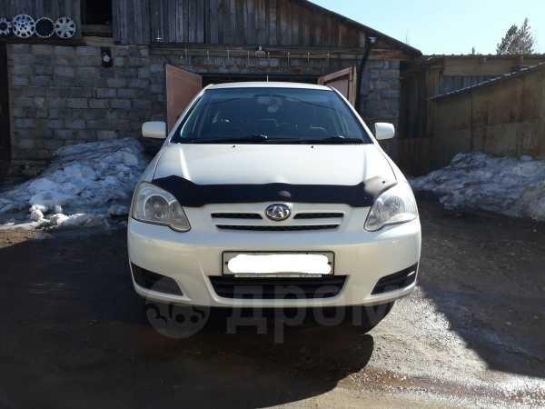 Toyota Allex, 2007 год, 380 000 руб.