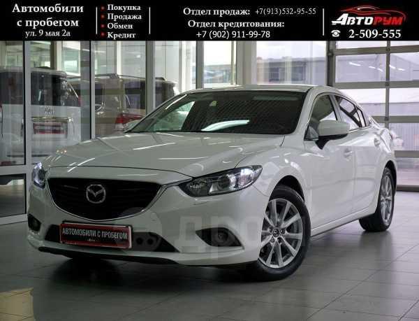 Mazda Mazda6, 2017 год, 1 317 000 руб.