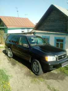 Новосибирск Pathfinder 2000