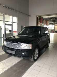 Красноярск Range Rover 2007