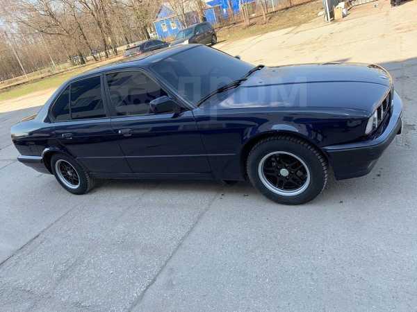 BMW 5-Series, 1991 год, 170 000 руб.