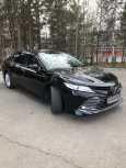 Toyota Camry, 2018 год, 2 285 000 руб.