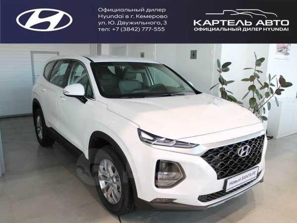 Hyundai Santa Fe, 2019 год, 1 974 000 руб.