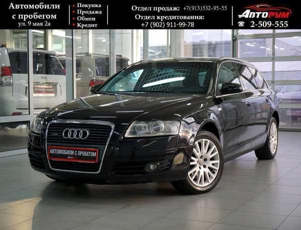Audi A6, 2006 год, 517 000 руб.
