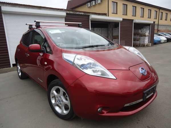Nissan Leaf, 2012 год, 567 000 руб.