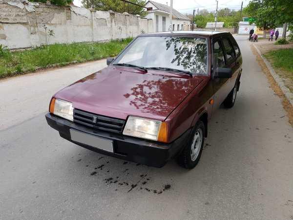 Лада 2109, 2008 год, 128 000 руб.