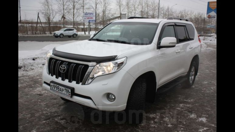 Toyota Land Cruiser Prado, 2014 год, 2 150 000 руб.