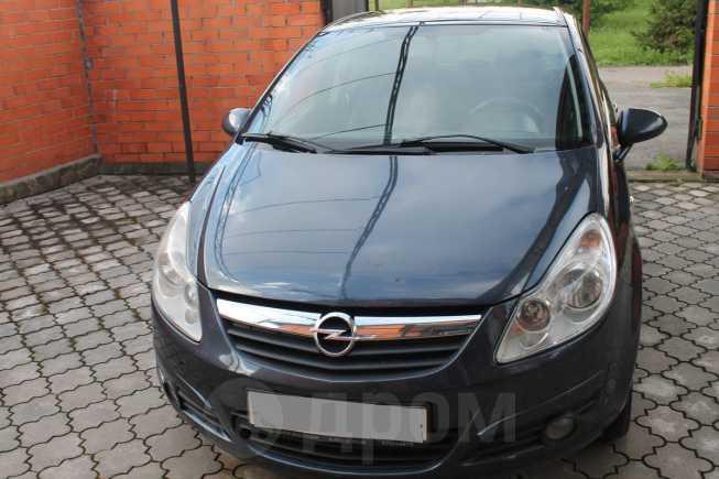 Opel Corsa, 2008 год, 310 000 руб.