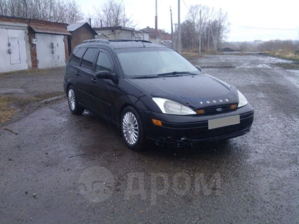 Ford Focus, 2001 год, 99 000 руб.