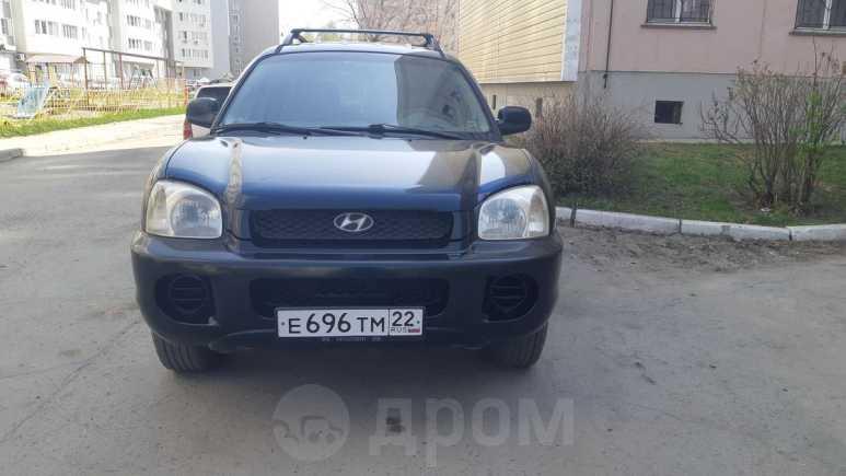Hyundai Santa Fe, 2001 год, 250 000 руб.