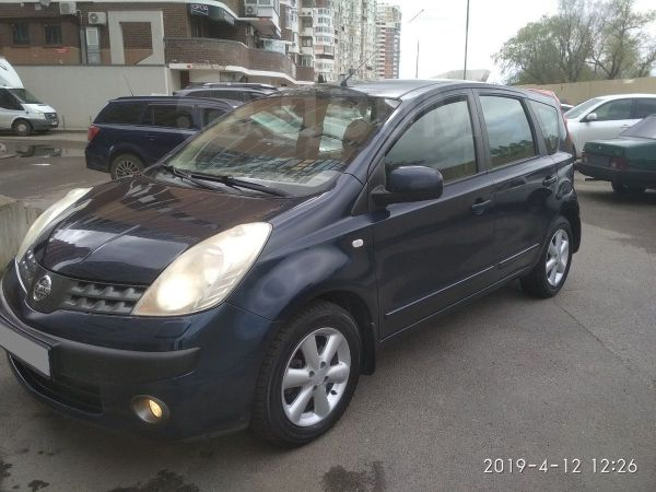 Nissan Note, 2006 год, 345 000 руб.