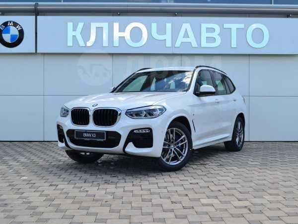 BMW X3, 2018 год, 3 720 017 руб.