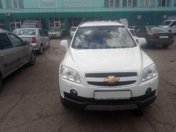 Chevrolet Captiva, 2011 год, 758 000 руб.