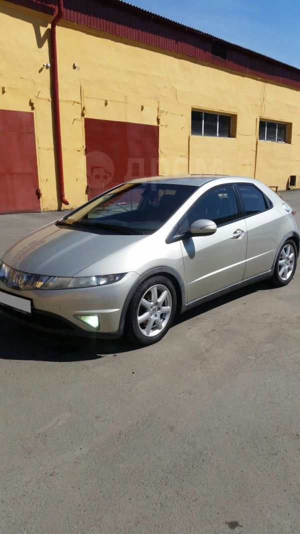 Honda Civic, 2008 год, 365 000 руб.