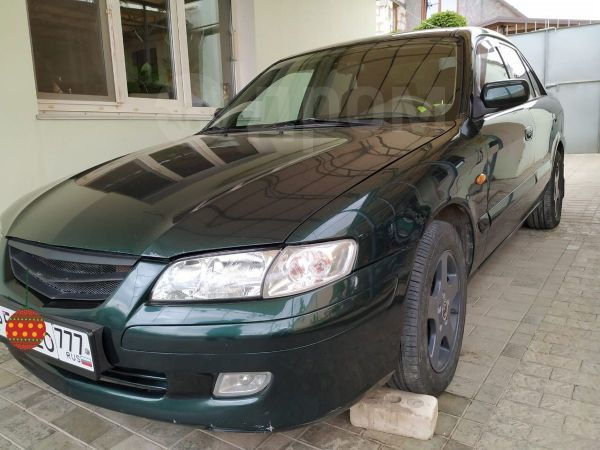 Mazda 626, 2001 год, 210 000 руб.