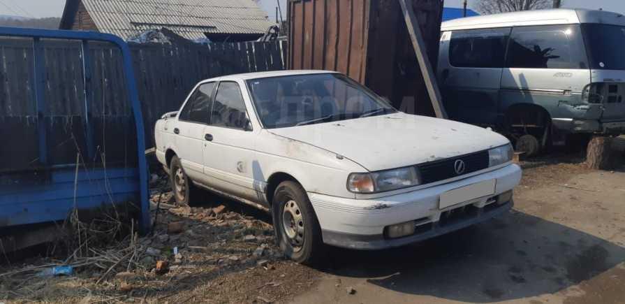 Nissan Sunny, 1992 год, 45 000 руб.