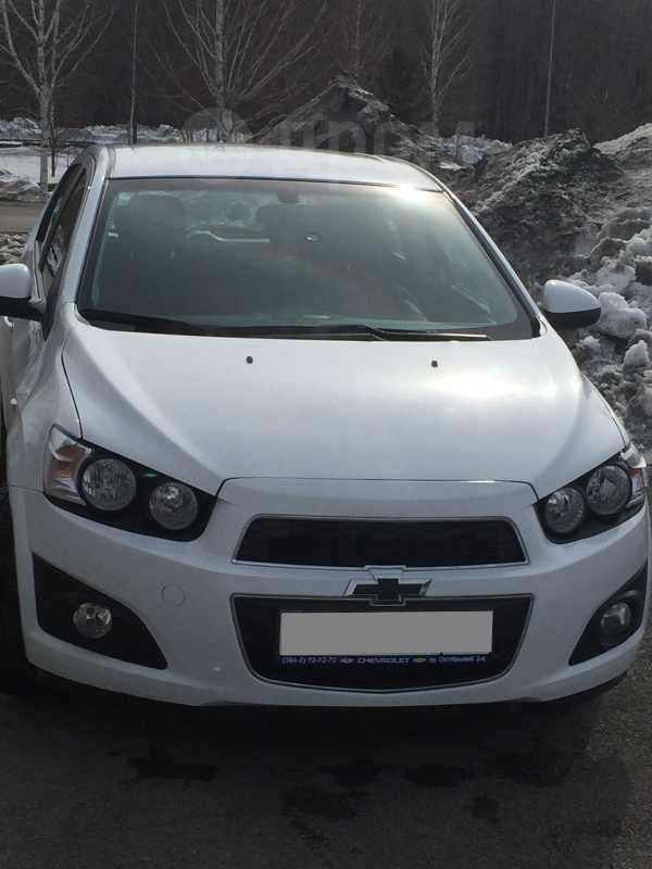 Chevrolet Aveo, 2015 год, 420 000 руб.