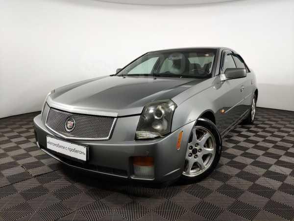 Cadillac CTS, 2004 год, 360 000 руб.
