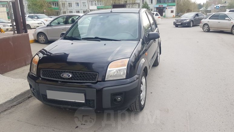Ford Fusion, 2007 год, 230 000 руб.