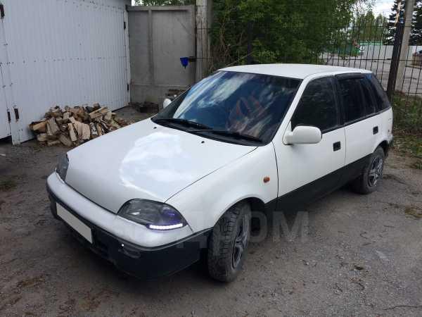 Suzuki Cultus, 1993 год, 75 000 руб.