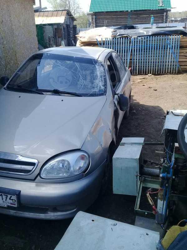 Chevrolet Lanos, 2008 год, 45 000 руб.