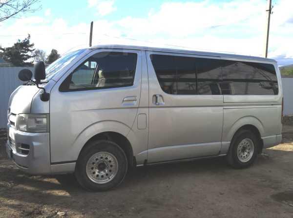 Toyota Hiace, 2006 год, 830 000 руб.
