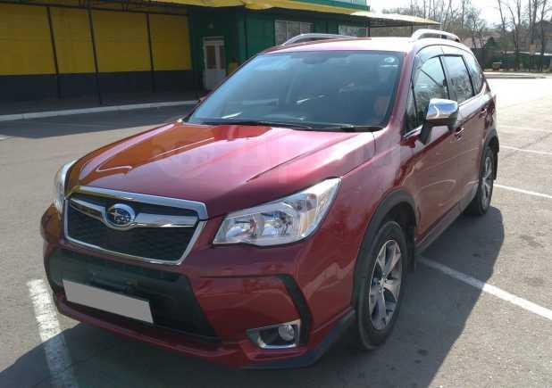Subaru Forester, 2014 год, 1 260 000 руб.