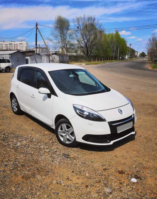 Renault Scenic, 2012 год, 400 000 руб.