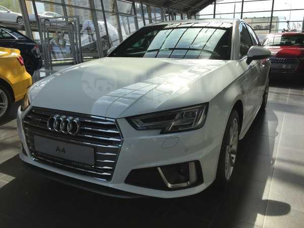 Audi A4, 2018 год, 2 500 000 руб.