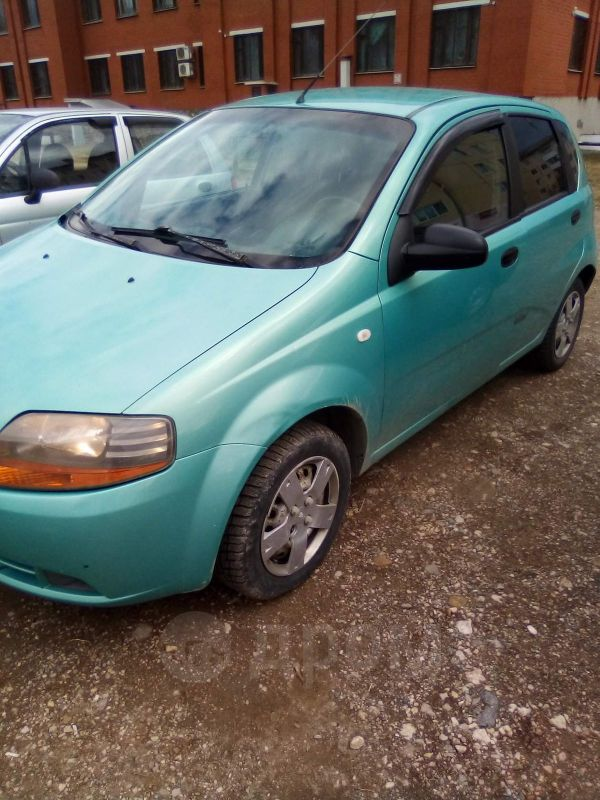 Chevrolet Aveo, 2005 год, 175 000 руб.