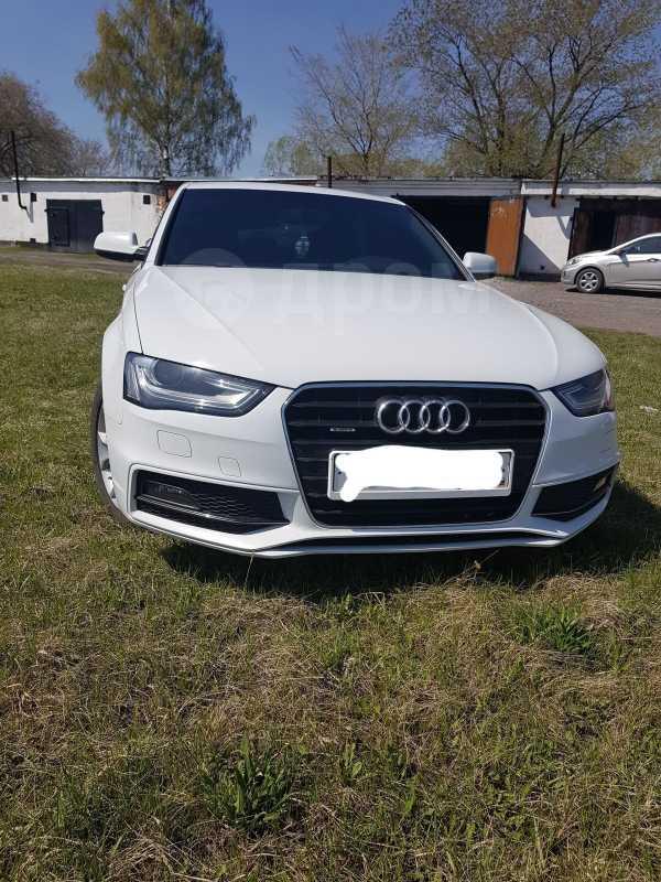 Audi A4, 2012 год, 975 000 руб.