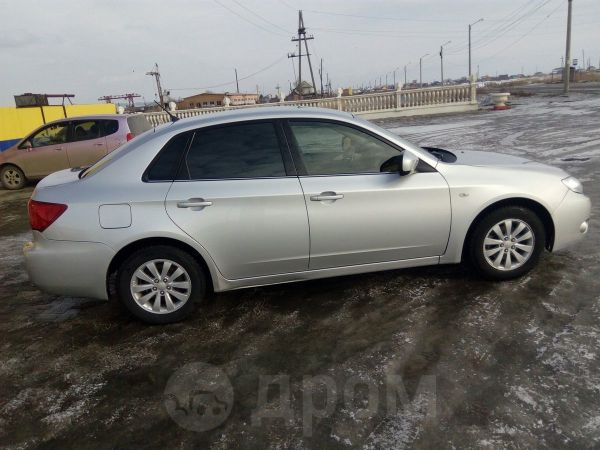 Subaru Impreza, 2008 год, 436 000 руб.