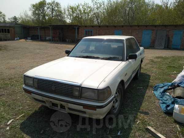 Toyota Crown, 1990 год, 43 000 руб.