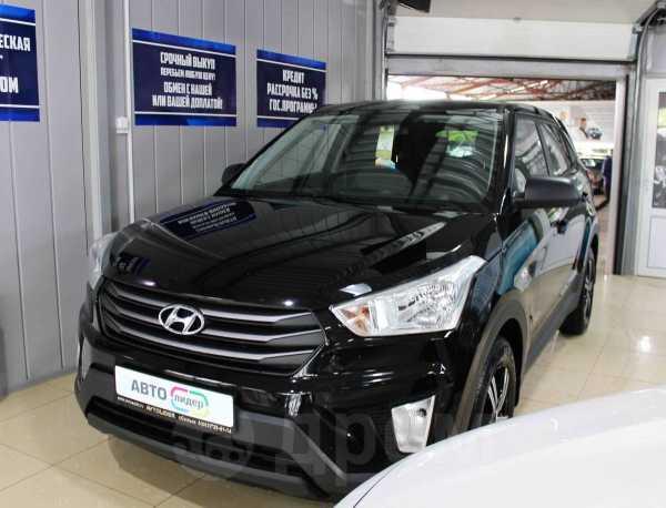 Hyundai Creta, 2016 год, 779 900 руб.