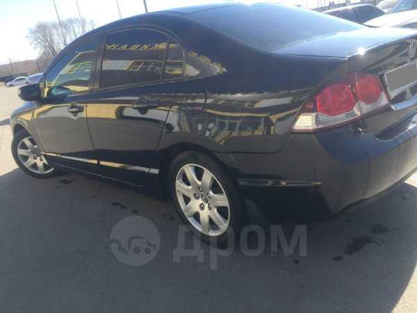 Honda Civic, 2011 год, 420 000 руб.