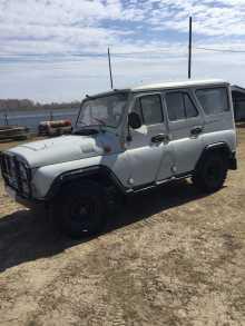 УАЗ 469, 2000 г., Тюмень
