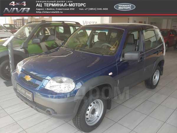 Chevrolet Niva, 2018 год, 659 000 руб.
