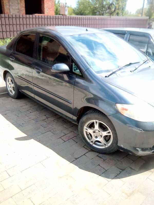 Honda City, 2003 год, 175 000 руб.