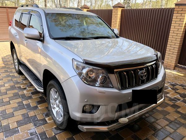 Toyota Land Cruiser Prado, 2011 год, 1 750 000 руб.