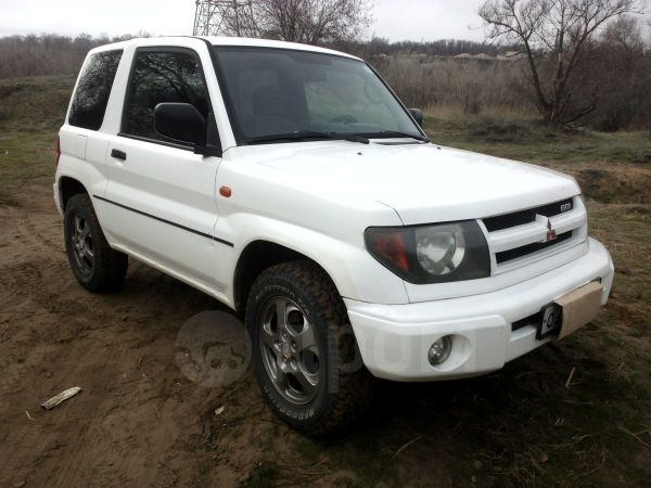 Mitsubishi Pajero Pinin, 2000 год, 240 000 руб.
