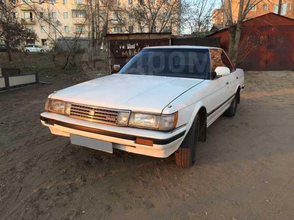 Toyota Mark II, 1987 год, 120 000 руб.