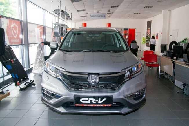 Honda CR-V, 2018 год, 2 625 000 руб.