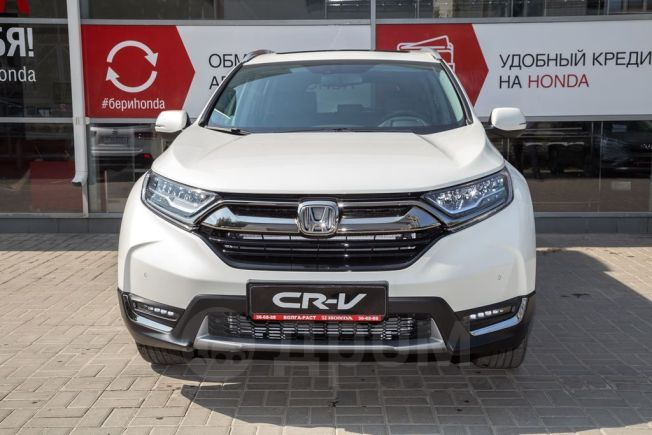 Honda CR-V, 2018 год, 2 325 000 руб.